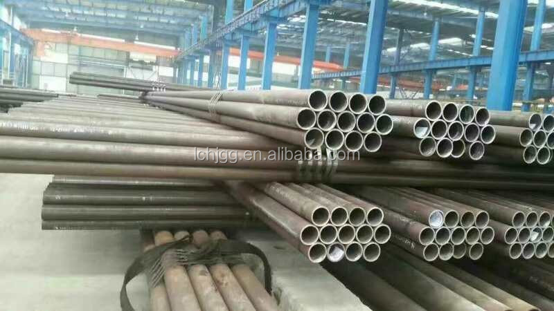 OD 16-219mm HR seamless carbon steel pipe
