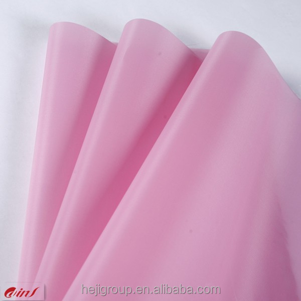 cost-effective 150D 100% polyester textile for handbags and tent cloth