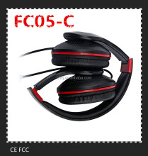 2017 hot new products free sample earphones air tube less emf headphonses for laptop
