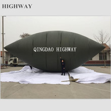 20000L Flexible and durable bulk aircraft transport tank bladders for fuel