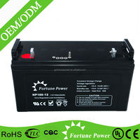 Rechargeable Sealed Lead Acid Battery Solar Gel Battery 12V 100Ah Deep Cycle Battery 120ah 150ah 200ah 250ah etc
