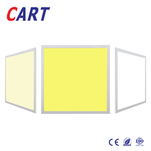 Variable dual color 36W 600x600 dimmble CCT panel color changeable 2700 to 6500 K CCT led panel light