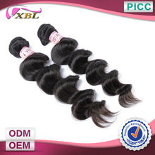 XBL Double Layers Top Quality India Remy Human Hair