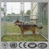 United Kingdom galvanized chain link dog run