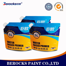 wholesale interior latex paint/ environmental interior wall paint