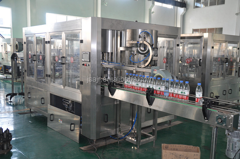 Factory price mineral water filling machine, oil bottle filling machine