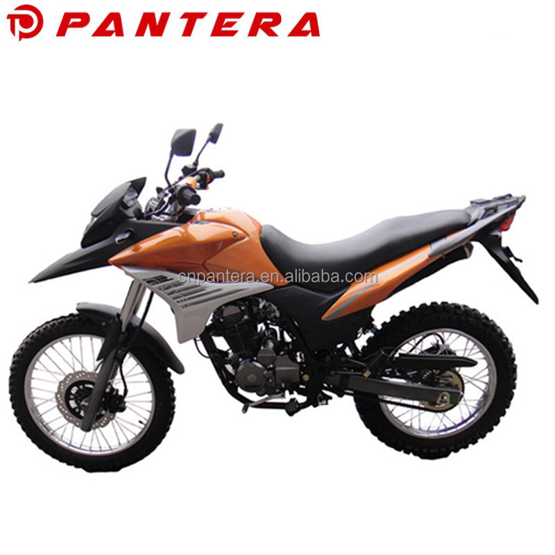 New Major Moto Four Stroke Gas 250cc Powerful Dirt Bike For Adult