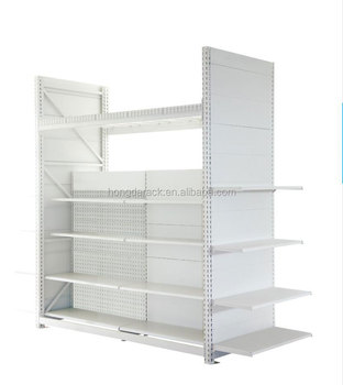 Walmart supermarket shelf system