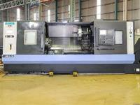 Used Doosan (April 2011) Puma 480L CNC Lathe.