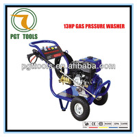13HP road cleaning equipment