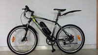 2015 new design mountain electric bike