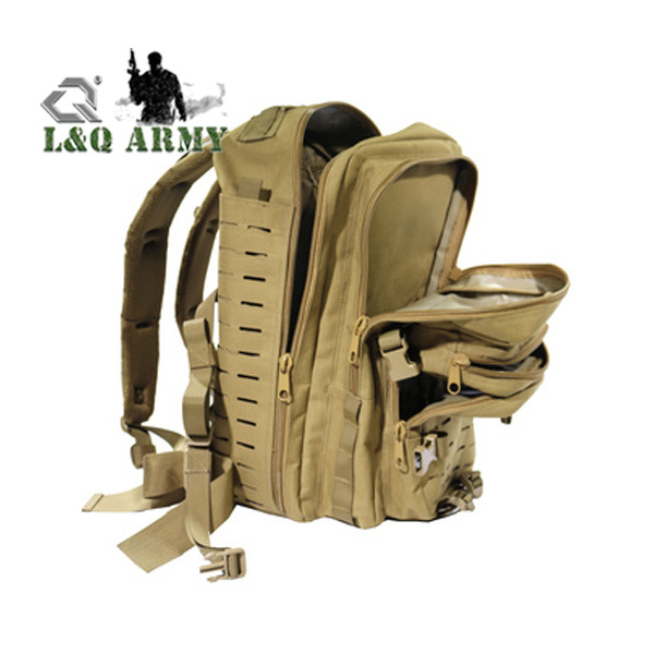 600D Oxford Military Tactical Backpack,Tactical Bag,Molle Pouch Assault Pack Combat Backpack Trekking Bag