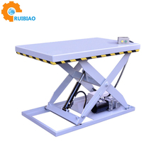 1.6m Hydraulic mini lift motorcycle scissor lift table