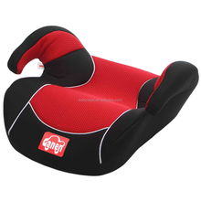 Safety travel Car Booster Seats for infant Heighten Pad Kids Use Safety Products Suit 15-36 kg with ECE certificate