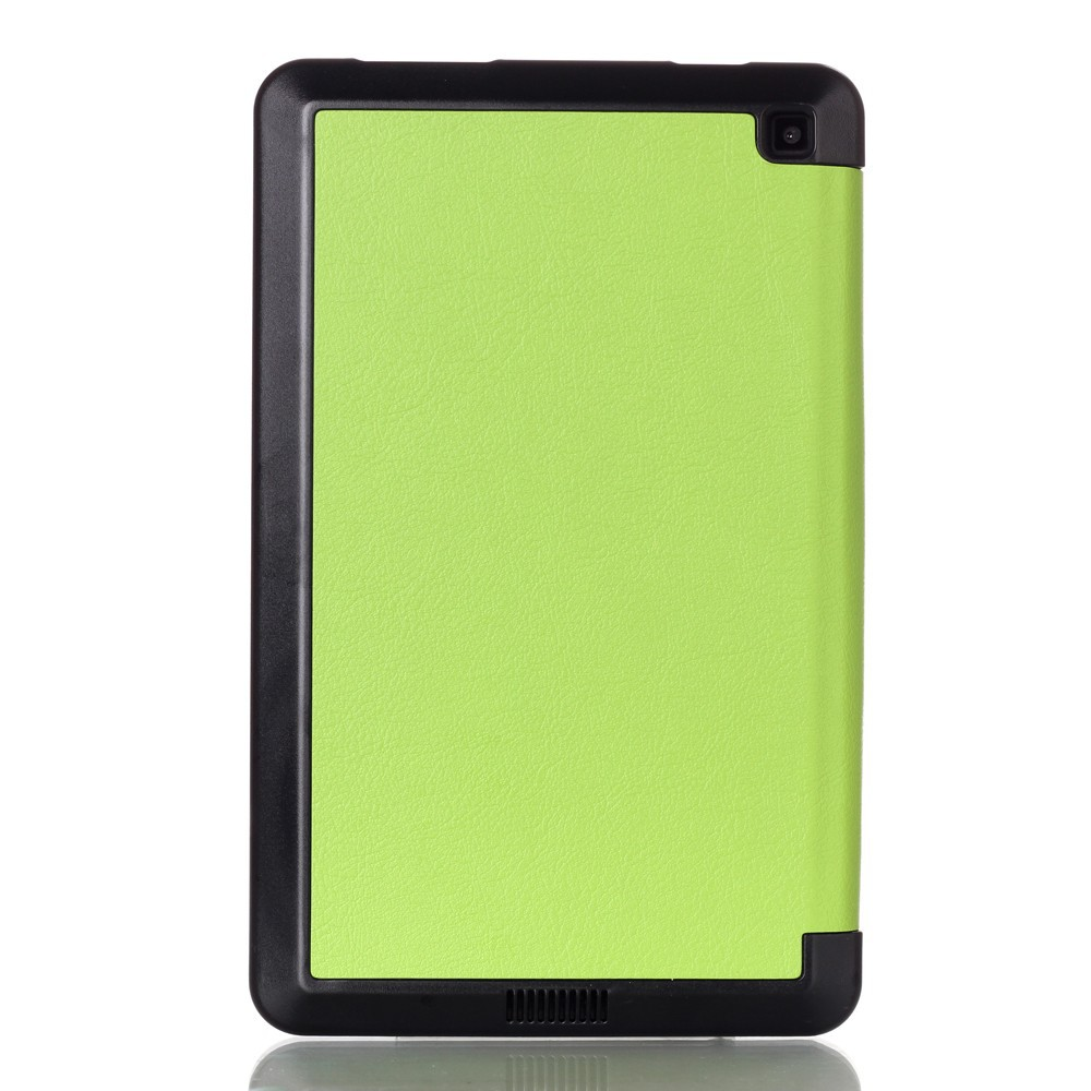 Colorful 3 folds flip stand leather case for Amazon Kindle Fire HD 6