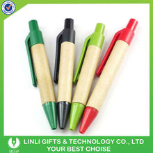 Promotional Recycled Logo Cardboard Pen