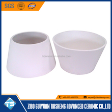 customized ceramic wear liner for wear resistant, with steel pipe, 92% Al2O3