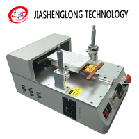 low investment business screen separator machine for phone lcd