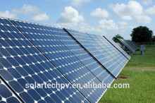 190W MONOCRYSTALLINE SOLAR PANEL WITH HIGH QUALITY FOR GREEN ENERGY