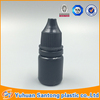 BV and FDA 3ml pe plastic dropper bottles with childproof cap, PE e-liquid bottles