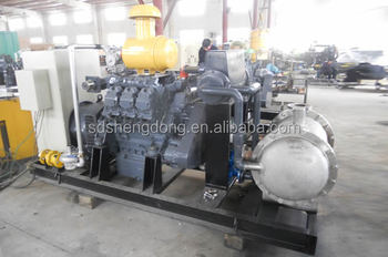 100kw natural gas generator SD-100