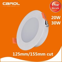 smart rgb modern led downlight with 90mm cut out