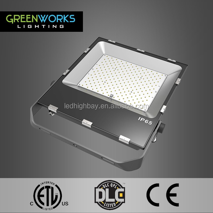 ultra thin high lumen led flood light 28000 lumen 200W