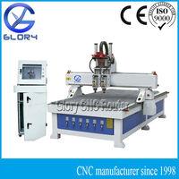 Pneumatic Simple Tool Changing Furniture Making CNC Machine