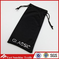 Eco Friendly Drawstring Glasses Pouch