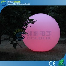 Decoration Garden Glowing Ball Lighting with wifi/dmx/sound/music/computer/light control