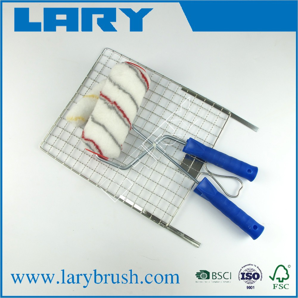 LARY TOO789 NO.1 quality European paint roller and metal grids