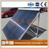 Factory made cheap Pressurized Vacuum Tube Heat Pipe Solar Collector