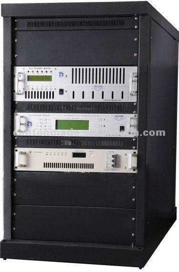 fmuser02 1KW Rack FM Radio Station Broadcast transmitter 87MHz-108MHz used broadcast equipment