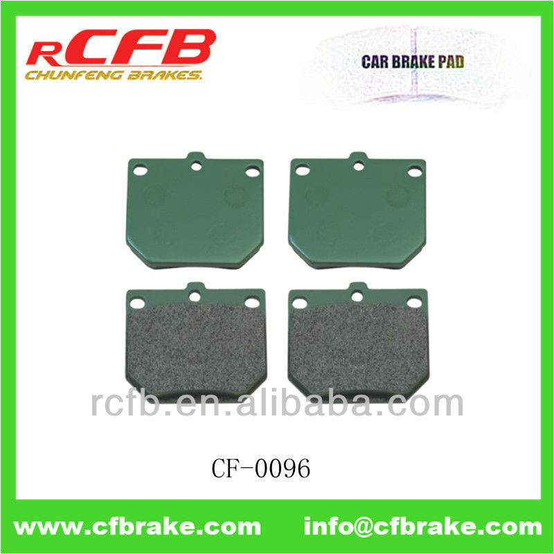 car brake pad for nissan laurel,silvia,camry,chaser,corona,cressida