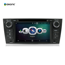 Android 4.4 3g wifi quad-core HD car gps DVD navigation FM AM Bluetooth usb sd ipod for BMW E90 Saloon 2005-2012
