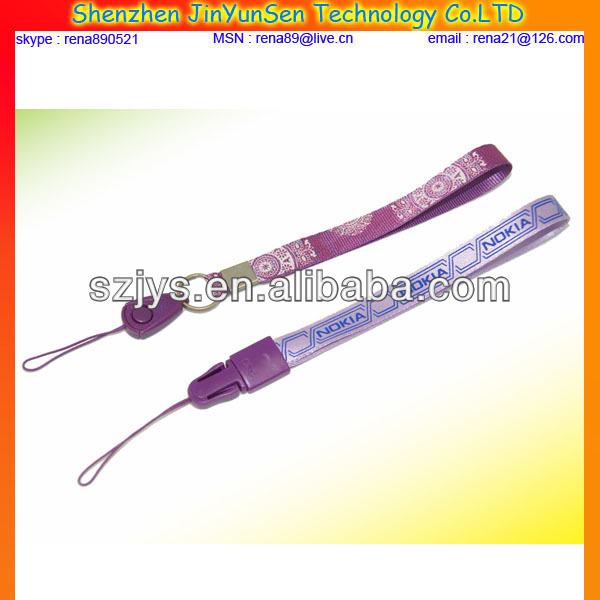 rhinestone lanyard iphone 5 for OEM promotional gift