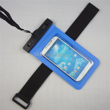 NEW Univeral IPX8 Waterproof Dry Pouch Bag Case Cover for iphone4 ,5/Smartphone