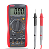 Best cheap factory price Voltmeter Ohmmeter Ammeter Capacitance DC AC Tester Digital Multimeter