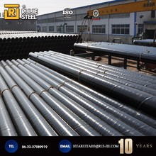 tianjin supply 3PE oil pipeline coating anti-corrosion insulation steel pipe