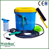 (101283) 16L multipurpose completed accessories dc12v electric portable compact car wash