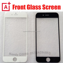Outer glass front len screen for iphone 6 5 7 screen glass replacement for samsung galaxy s4 mini s5 s6 s7 edge