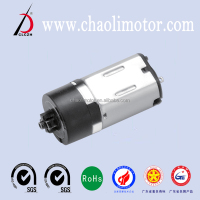 factory direct sale quality assurance reducer dc motor with gear CL-JSXXX-M20 for electronic locks, robot,sex supplies,toys,etc
