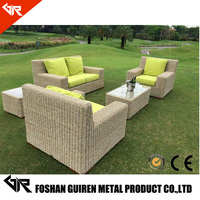 Poly rattan outdoor garden sofa furniture,use for ourdoor garden pation sofa furniture with sofa furniture