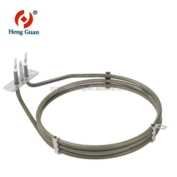 Custom Professional 1400W air fryer heating element for kitchen appliance