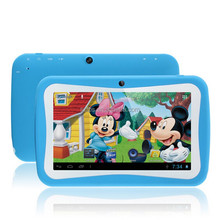 Wired broadband/ function pc tablet Funny Educational Toy silicone protective case for tps tablet for kids