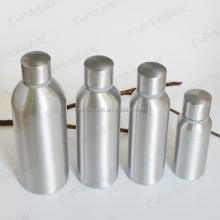 Aluminium bottle for alcohol vodka bottle aluminum beer bottle packaging