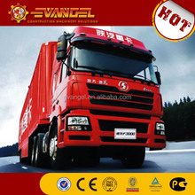 Heavy duty Shacman cargo van chinese mini truck in good performance