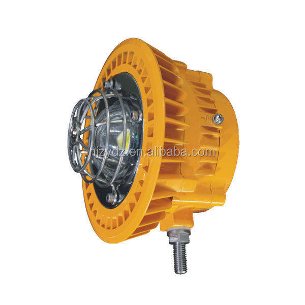 Mining usage ATEX certified LED explosion proof lighting