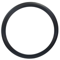 Super light carbon tubular 46mm road rim with 23mm width bicycle rim