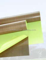 High temperature PTFE glass fabric self adhesive